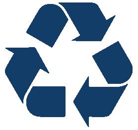 Skip Bin Hire Geelong recycle icon